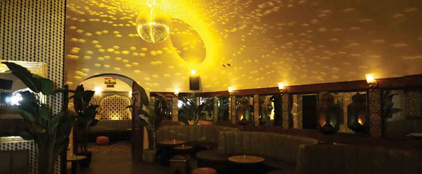 NYC Nightclub Paul\'s Casablanca Makes Dancing Cool Again