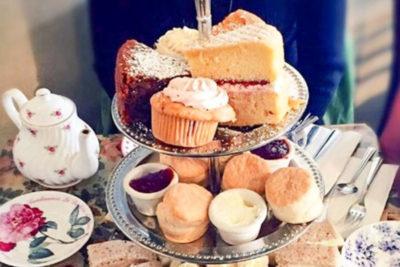 Tea & Sympathy Tea Parlor