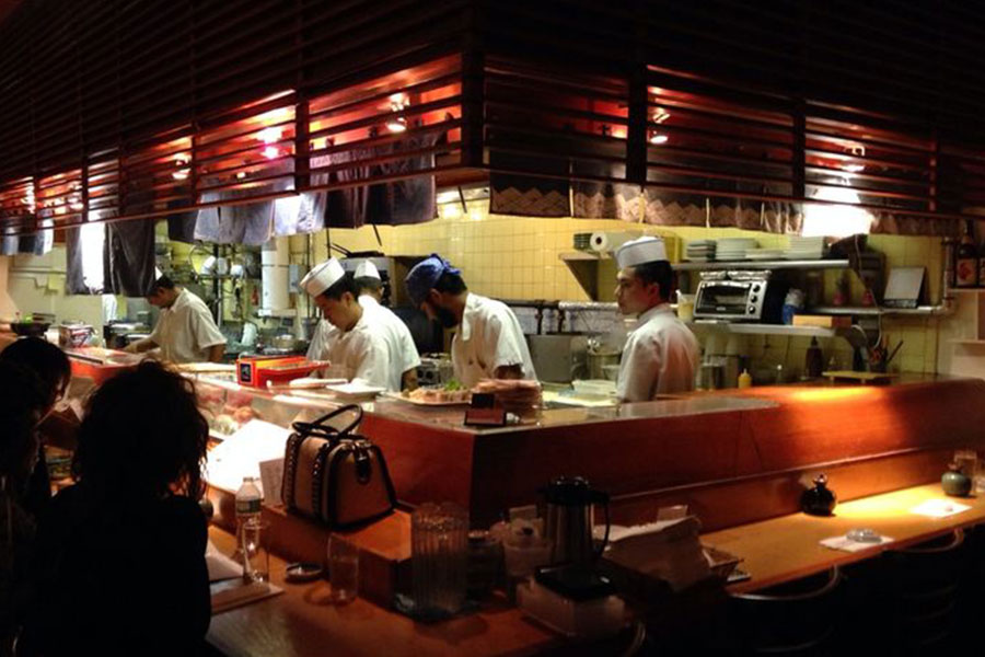 Takahachi Sushi Restaurant