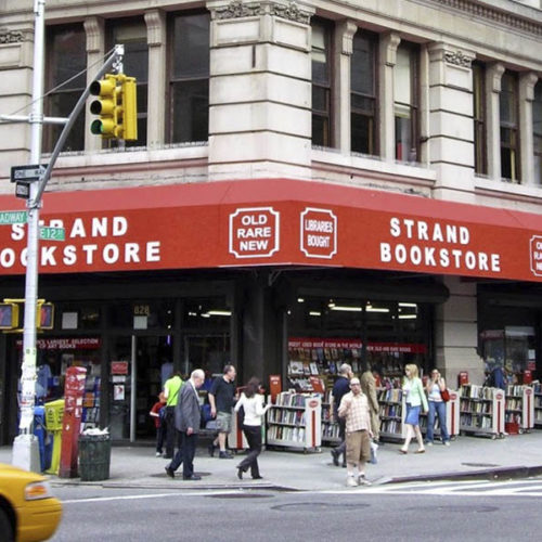 Strand Bookstore | East Village NYC | GrandLife