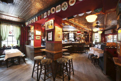 The spotted pig 400x267
