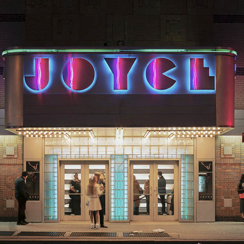 Joyce Theater in West Village NYC
