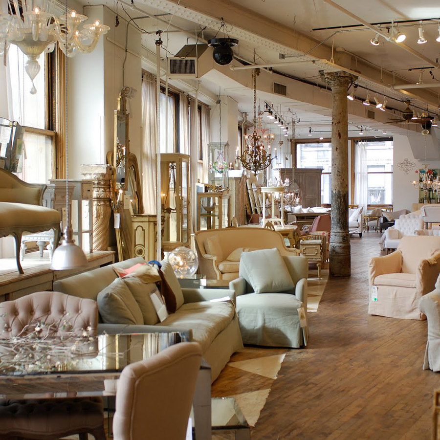 Abc Carpet And Home Furniture Store In Flatiron New York