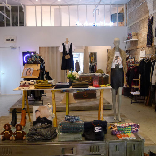 American Two Shot Clothing and Concept Store