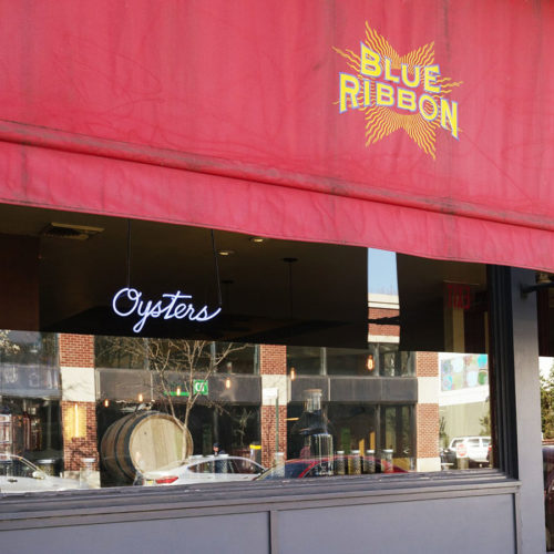 BLUE RIBBON BRASSERIE