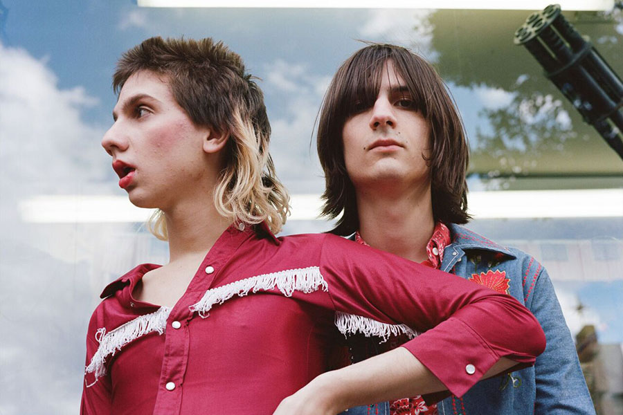 THE LEMON TWIGS'S NEW YORK-INSPIRED PLAYLIST