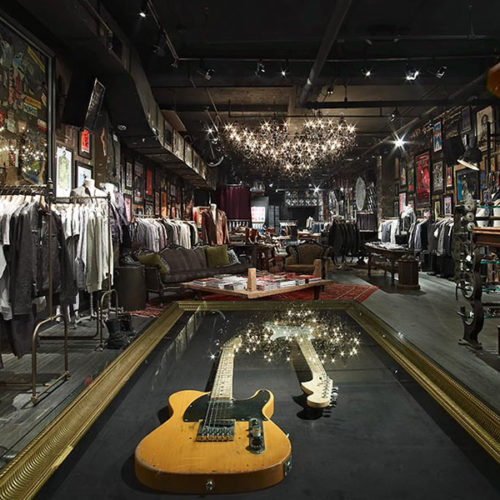 John Varvatos Store | GrandLife Neighborhood Guide