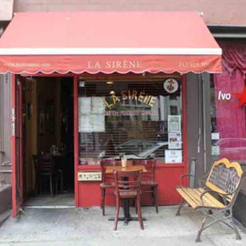 La Sirène | GrandLife | NYC