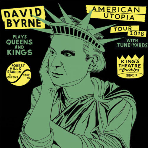 David Byrnes & Tune-Yards at Forest Hills Stadium