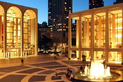 Lincoln Center | Concert Hall | NYC