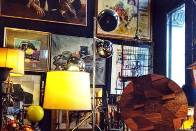 Eclectique Antique Shop