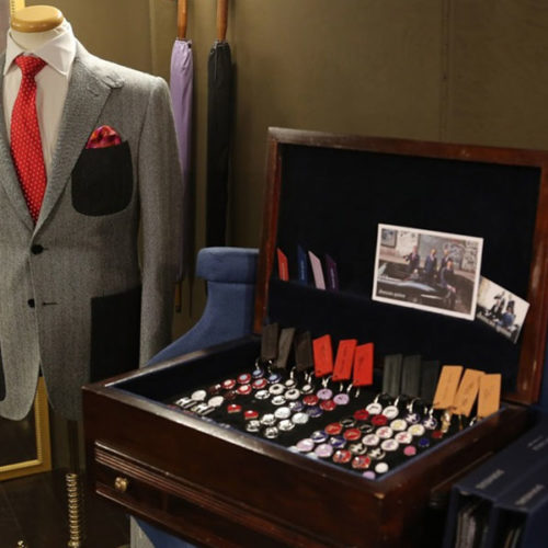 Suits at Duncan Quinn