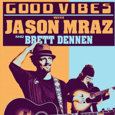 """Good Vibes"" featuring Jason Mraz / Brett Dennen at SummerStage, Central Park"