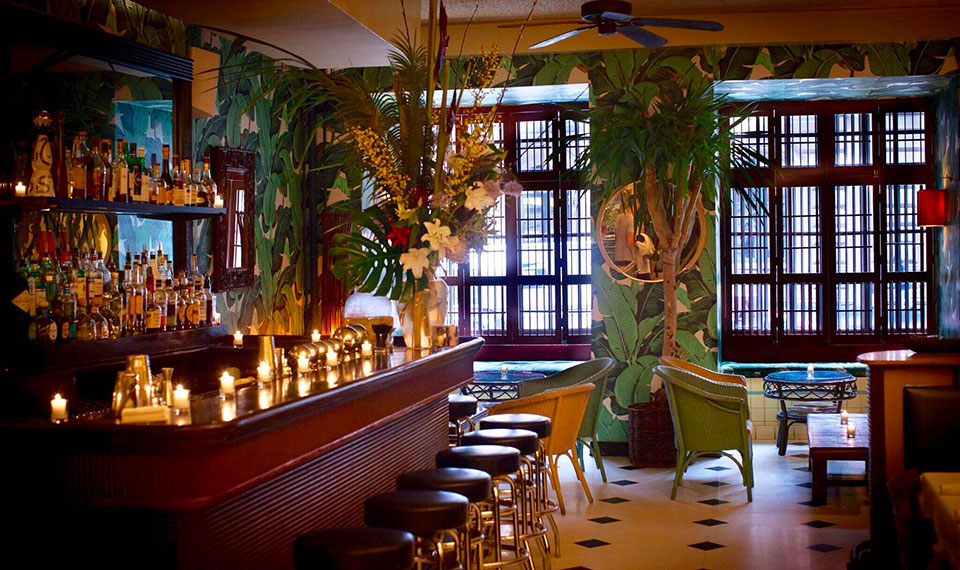 CHECKING IN ON INDOCHINE