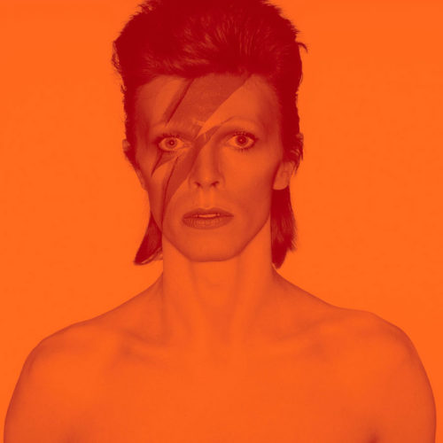 David Bowie is at the Brooklyn Museum