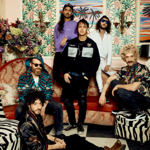 The Voidz (w/ Julian Casablancas of The Strokes), PATV, Public Access TV  at Elsewhere