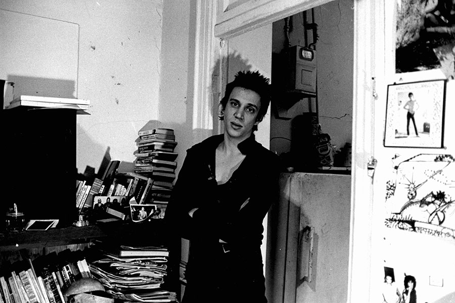 RICHARD HELL ON THE CITY WHERE PUNK BEGAN
