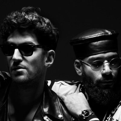 Chromeo and Pomo at Terminal 5