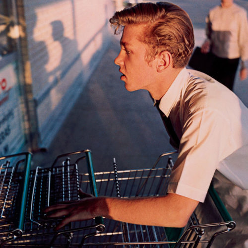 William Eggleston:  Los Alamos at The MET