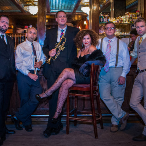 Svetlana and the Delancey Five Live in the Roxy Lounge