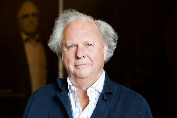 THE WAVERLY INN: AN INTERVIEW WITH GRAYDON CARTER BY PETER FOGES