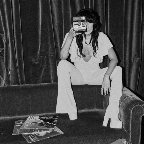 DJ Kristin Gallegos in the Grand Bar & Lounge