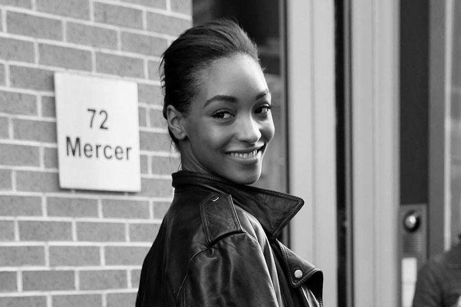 24 HOURS IN NYC WITH JOURDAN DUNN