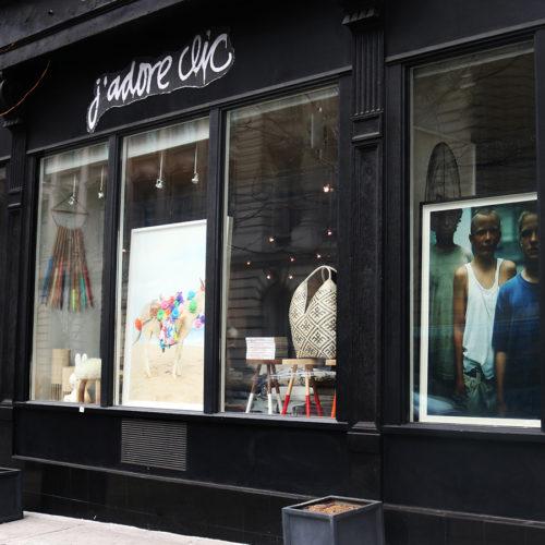Clic Gallery in New York City.