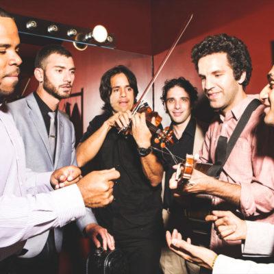 Los Hacheros live at The Django