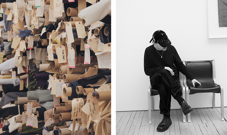 A DAY IN THE LIFE OF DREW VILLANI, ARTISTIC DIRECTOR OF  3.1 PHILLIP LIM