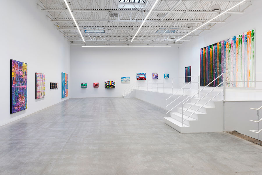 DOWNTOWN GALLERIES, BECAUSE IT'S NOT JUST  ABOUT CHELSEA