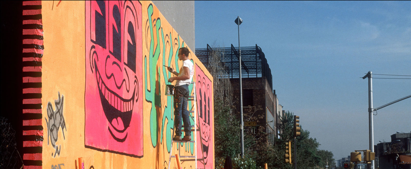 A BRIEF HISTORY OF NYC STREET ART