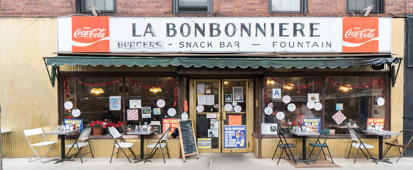 YOUR GO-TO GUIDE FOR AUTHENTIC NEW YORK DINERS
