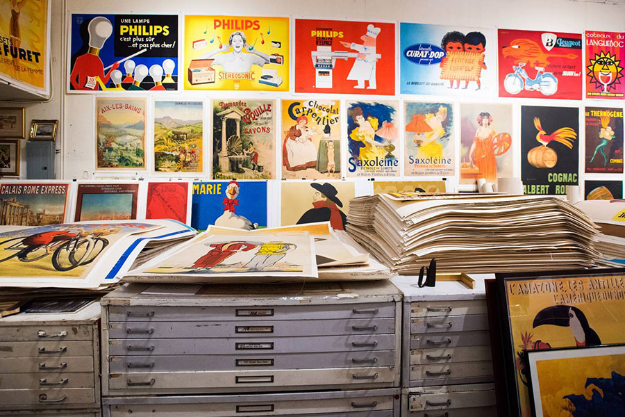 LOCAL SPOTLIGHT: PHILIP WILLIAMS POSTER MUSEUM