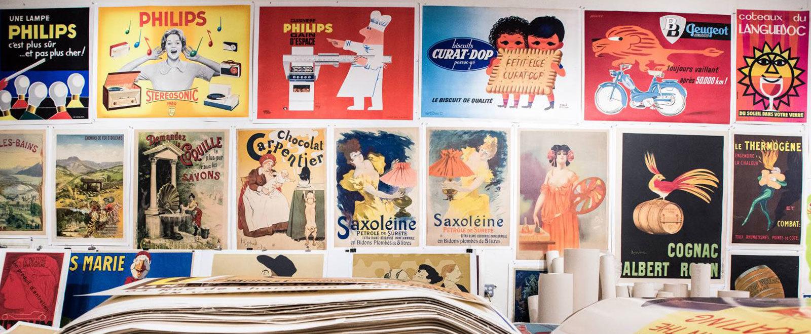 Dünyanın en büyük poster müzesi 500 bin afiş sergiliyor