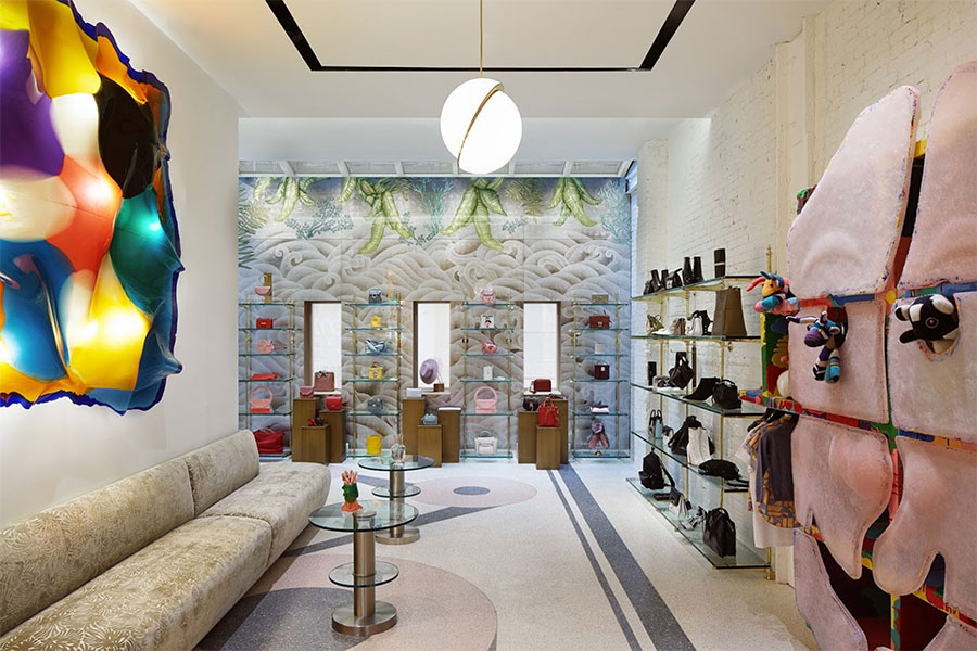 NYC'S NEW WAVE OF CONCEPT STORES