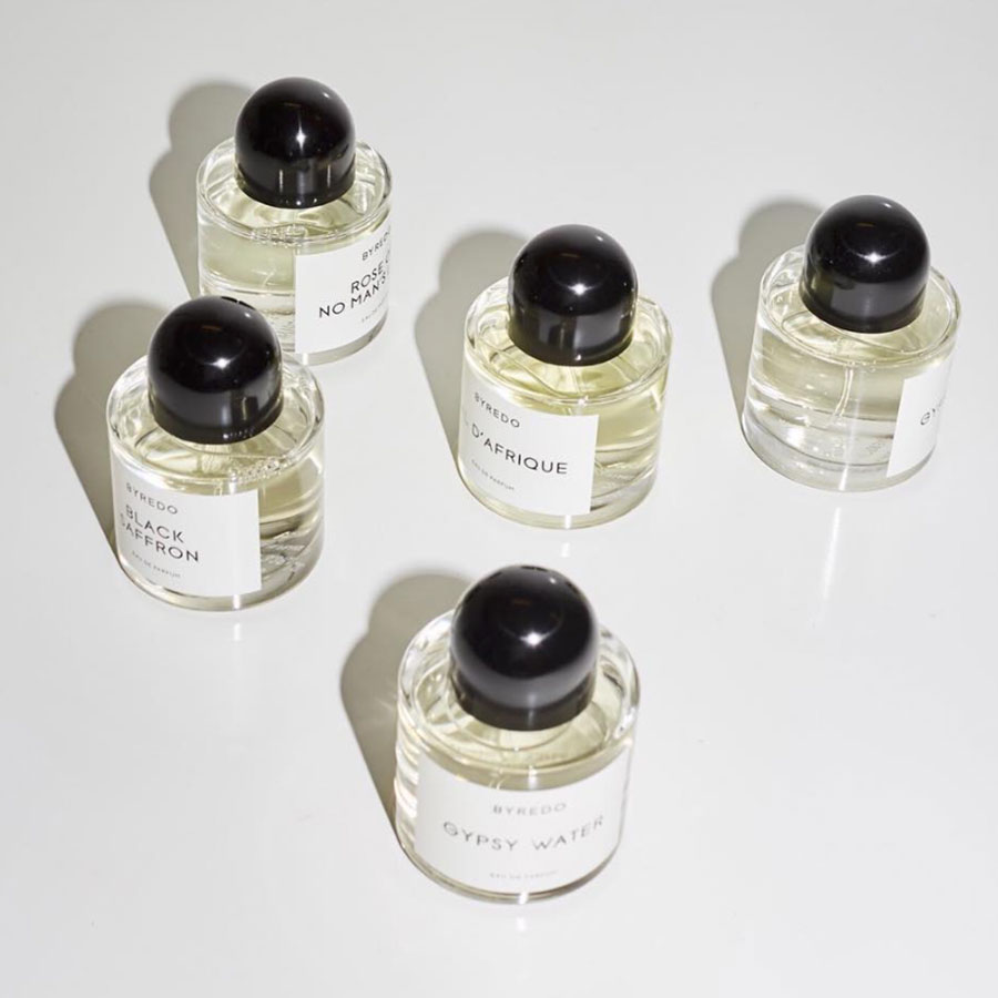 Byredo Perfume Shop in Soho