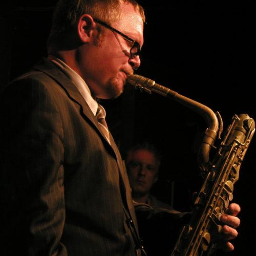 Ian Hendrickson-Smith live in The Django