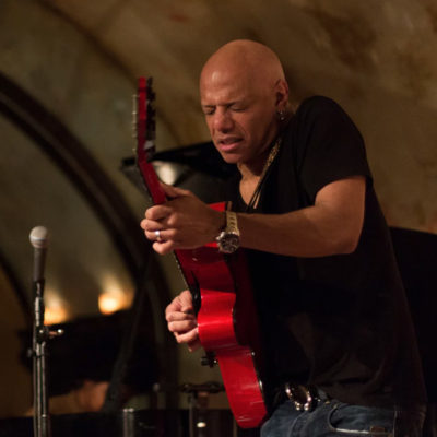 Mark Whitfield Live in The Django