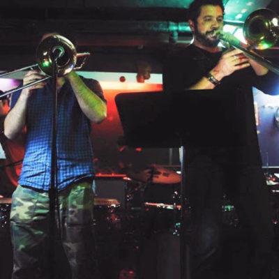 Astoria Salsa Company Live in The Django