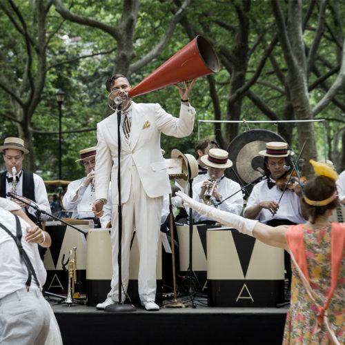 Jazz Age Lawn Party on Governors Island