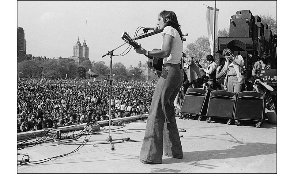 A VISUAL HISTORY OF NEW YORK MUSIC FESTIVALS