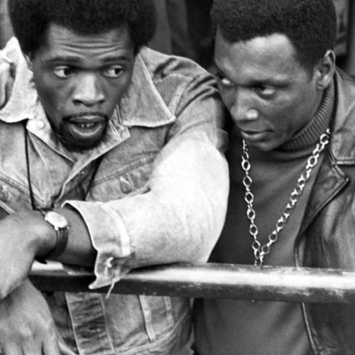 SAY IT LOUD: CINEMA IN THE AGE OF BLACK POWER, 1966-1981