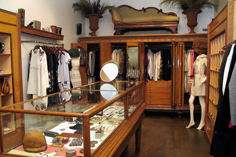 Vintage Stores Worth Traveling For