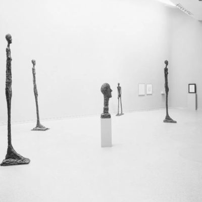 Giacometti at The Guggenheim Museum