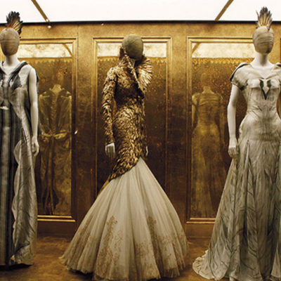 HEAVENLY BODIES: FASHION AND THE CATHOLIC IMAGINATION at the MET