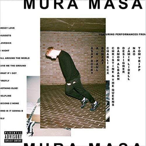Mura Masa & Jessy Lanza at the Central Park Summer Stage