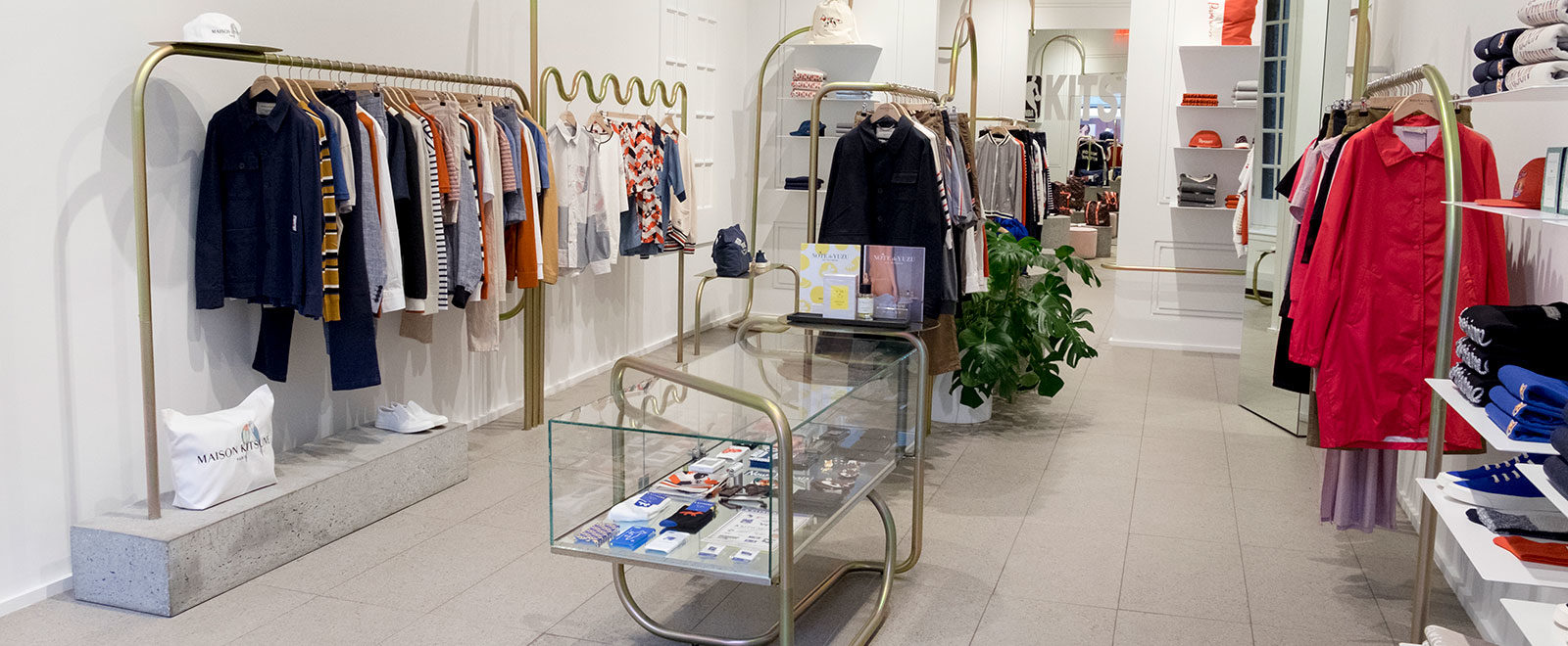 FROM PARIS TO NYC: THE CULT OF MAISON KITSUNÉ