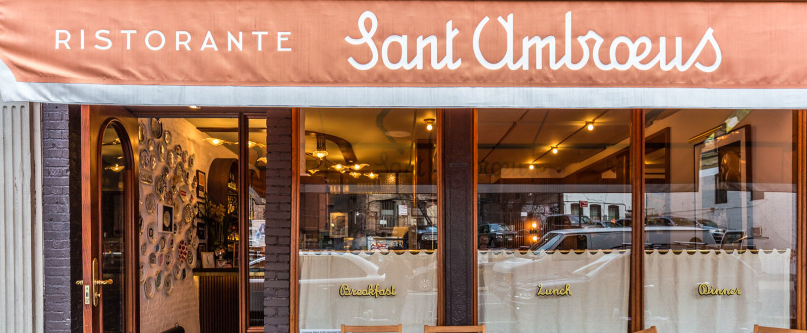 SANT AMBROEUS SOHO: NYFW'S UNOFFICIAL HOME BASE