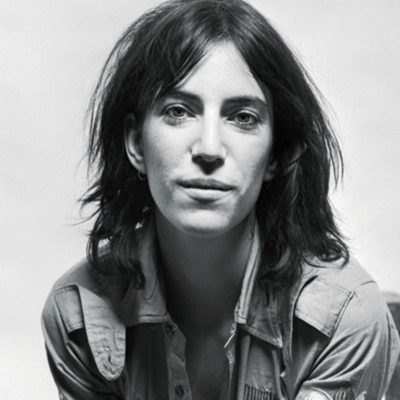 """Patti Smith """"Year of the Monkey"""" book release at Congregation Beth Elohim"""